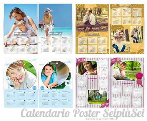 Fotoservice - Calendario SeipiùSei