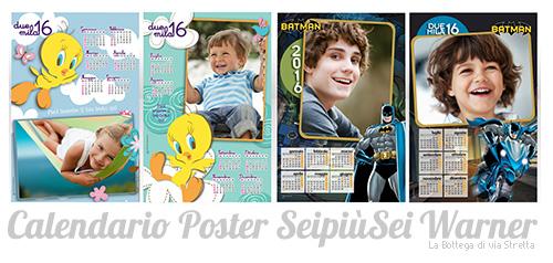 Fotoservice - Calendario SeipiùSei Warner