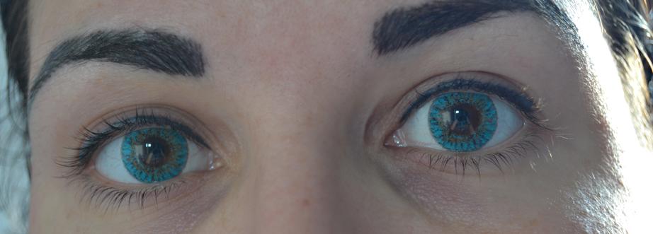 Wish - lenti a contatto colorate turquoise