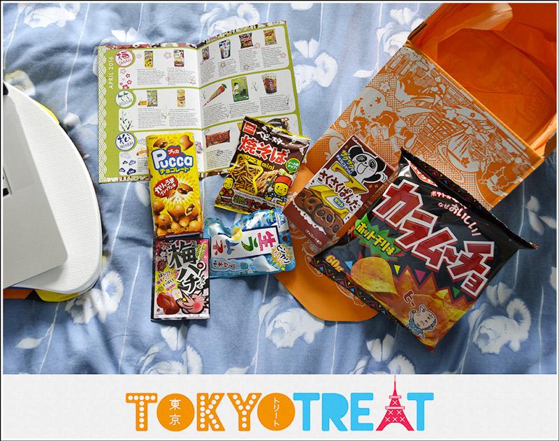 Pocky day 11/11 ≈ Tokyo Treat snack
