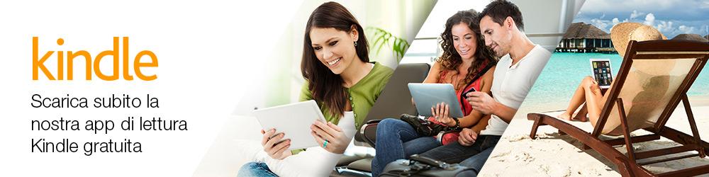 amazon kindle applicazione gratuita per leggere su ogni dispositivo