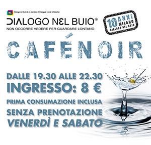 Aperitivo al Buio Cafénoir ≈ Groupon Milano