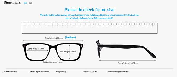 firmoo occhiali gratis misure come ordinare occhiali gratis prescrizione medica