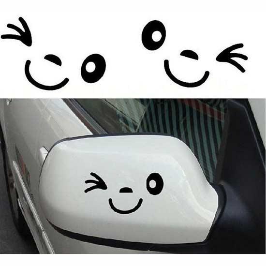 aliexpress stickers kawaii auto